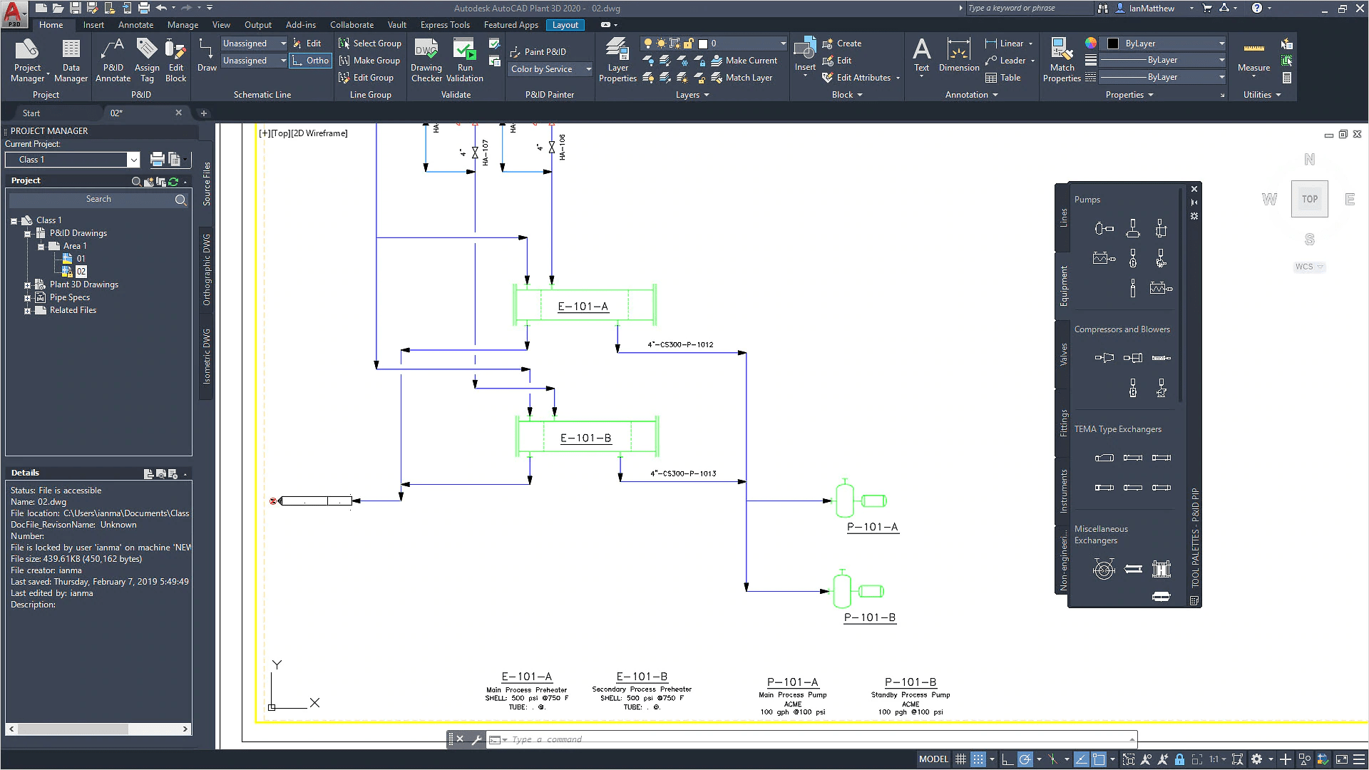 AutoCAD Plant 3D - CADPRO Systems, New Zealand