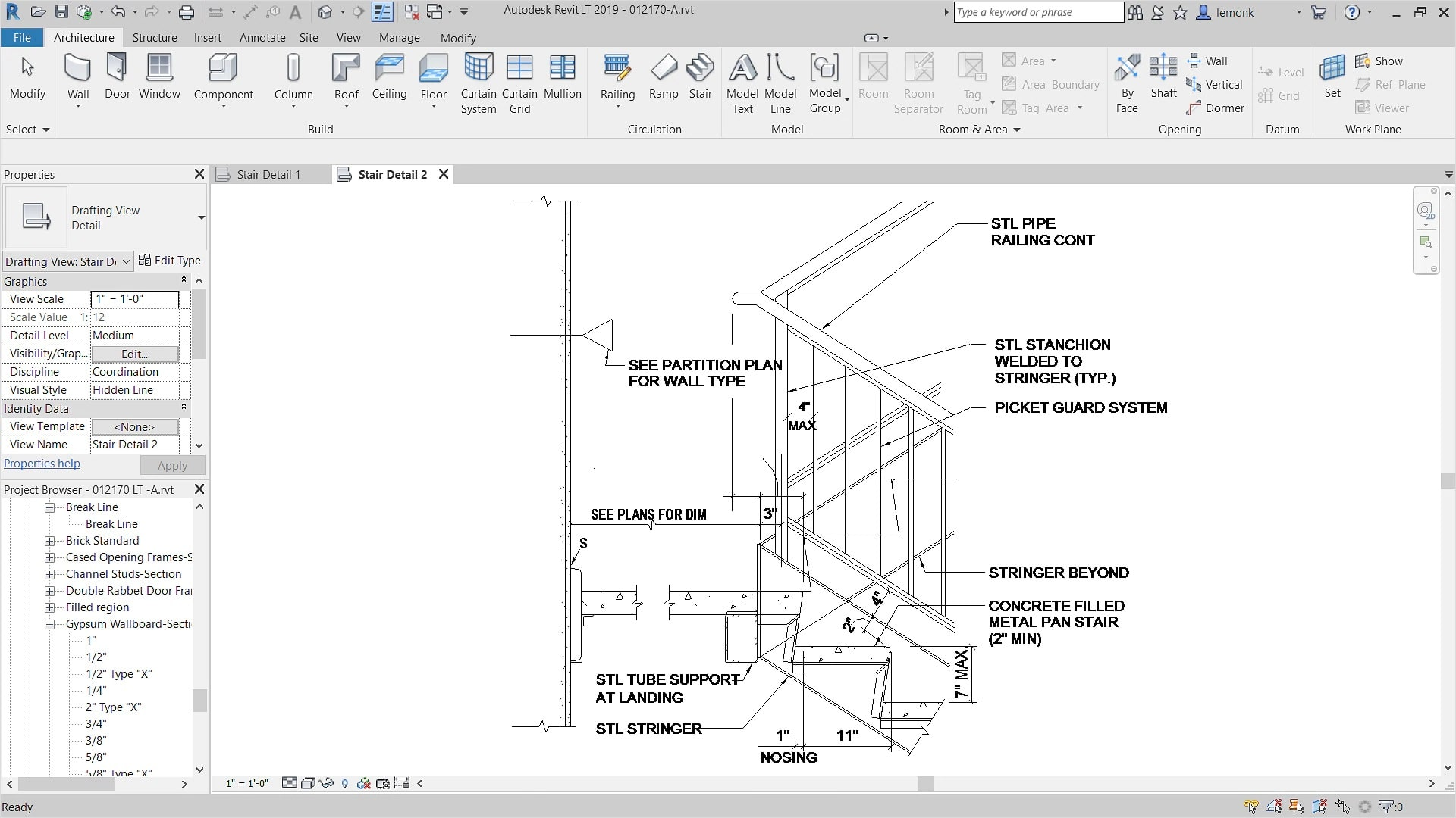 AutoCAD Revit LT Suite - CADPRO Systems, New Zealand